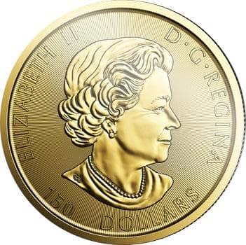 1 oz Gold Voyageur 2017 erwerben