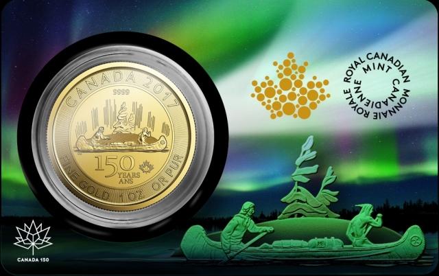 Die neue kanadische Goldmünze kaufen